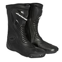 Roleff Racewear Pantalon Moto Textile//Mesh Noir S